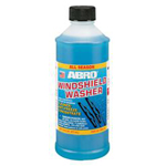 WINDSHIELD WASHER CLEANER & ANTI-FREEZE CONCENTRATE