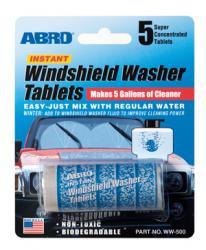 ABRO WW-500 Klaasipuhastustabletid